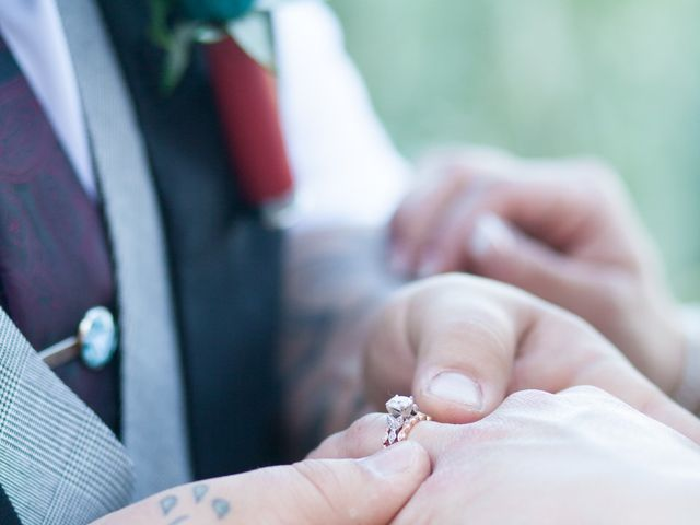 Leah and Cory's Wedding in Ceres, California 15