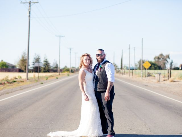 Leah and Cory's Wedding in Ceres, California 2