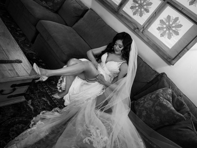 Esteban and Nayely's Wedding in Larkspur, Colorado 3