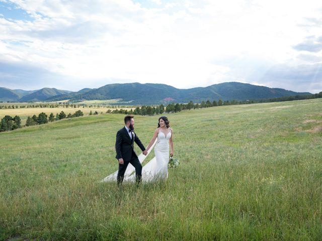 The wedding of Nayely and Esteban