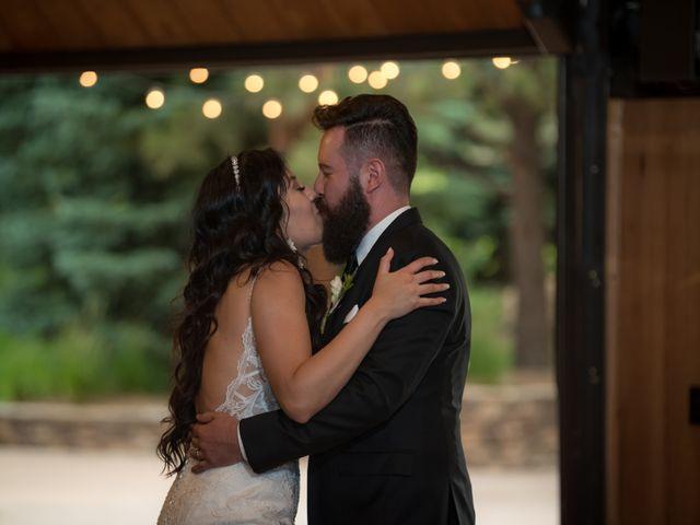 Esteban and Nayely's Wedding in Larkspur, Colorado 18