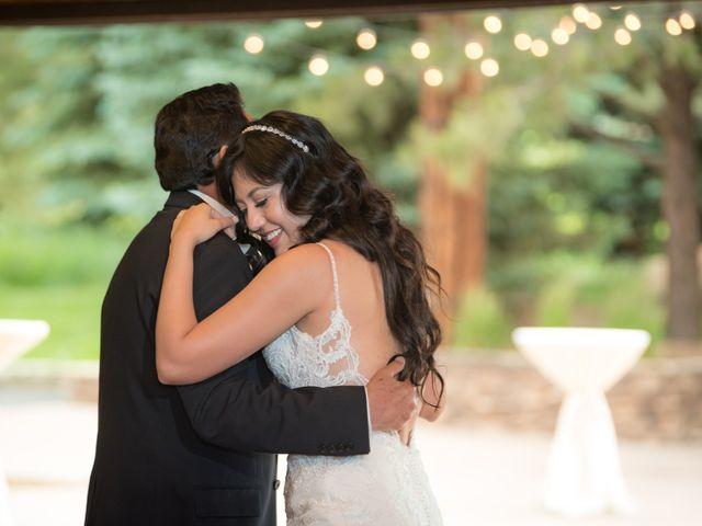 Esteban and Nayely's Wedding in Larkspur, Colorado 19