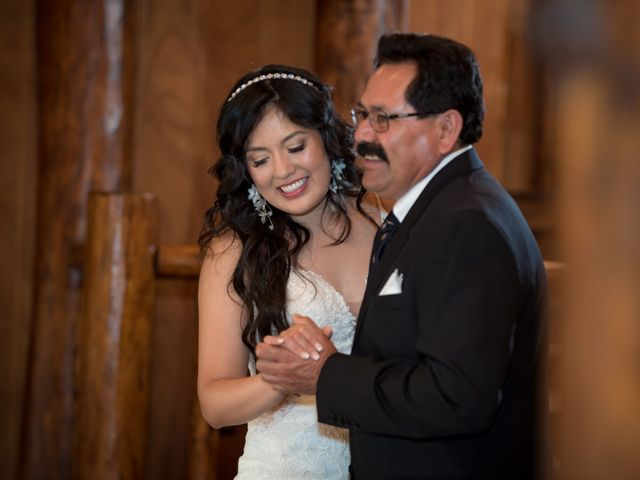Esteban and Nayely's Wedding in Larkspur, Colorado 20