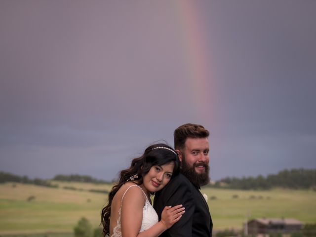 Esteban and Nayely's Wedding in Larkspur, Colorado 24