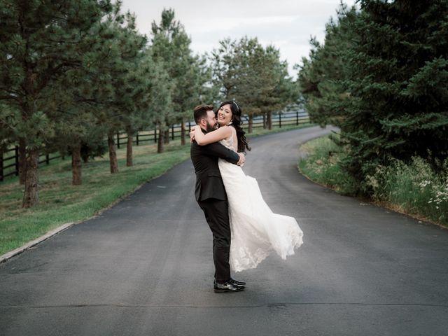 Esteban and Nayely's Wedding in Larkspur, Colorado 26