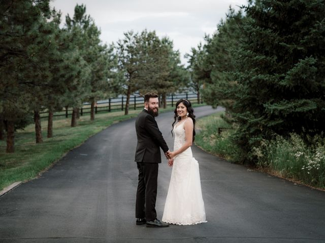 Esteban and Nayely's Wedding in Larkspur, Colorado 29