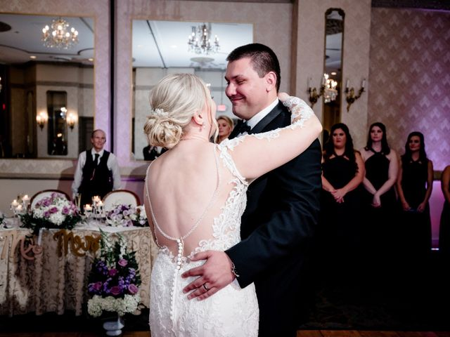 Tom and Brittany's Wedding in Voorhees, New Jersey 10
