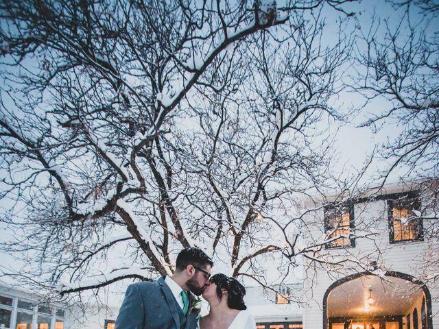Ben and Esther's Wedding in Morrison, Colorado 6