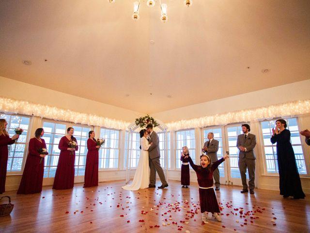 Ben and Esther's Wedding in Morrison, Colorado 9