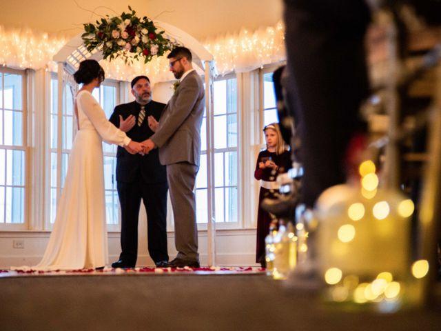 Ben and Esther's Wedding in Morrison, Colorado 10