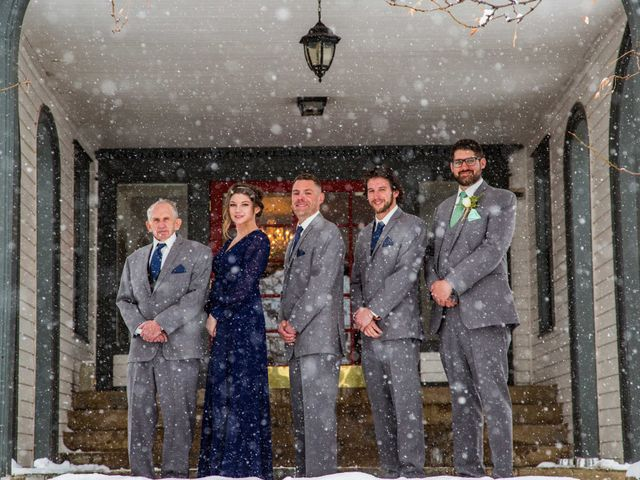 Ben and Esther's Wedding in Morrison, Colorado 13
