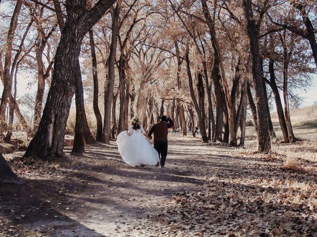 The wedding of Koda and Sandra