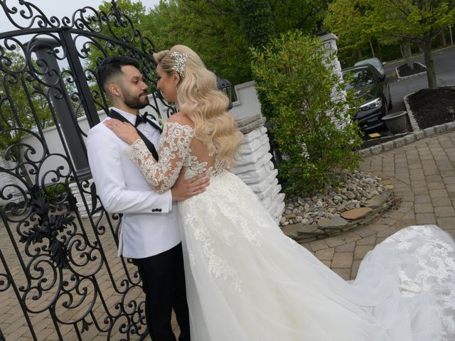 The wedding of Katherine and Jorge