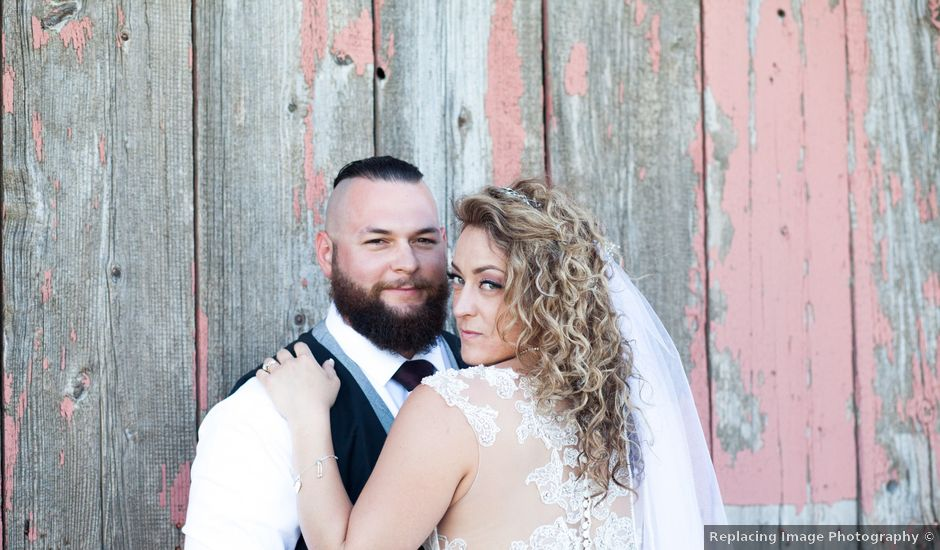 Leah and Cory's Wedding in Ceres, California