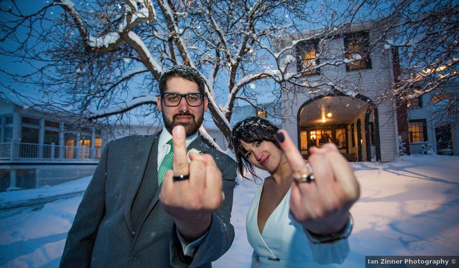 Ben and Esther's Wedding in Morrison, Colorado