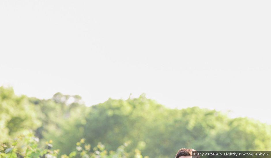 Jillian and Brady's Wedding in McKinney, Texas