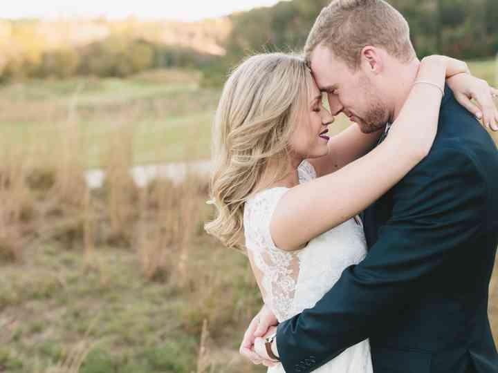 The wedding of Ryan and Julene