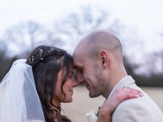 The wedding of Audrey and Scott 2