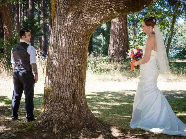 Tom and Whitney's Wedding in Camas Valley, Oregon 2