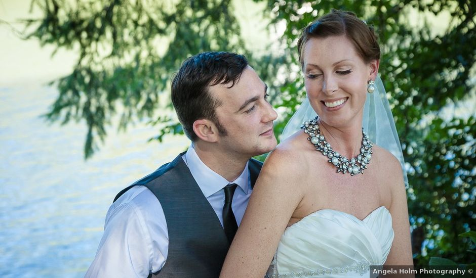 Tom and Whitney's Wedding in Camas Valley, Oregon