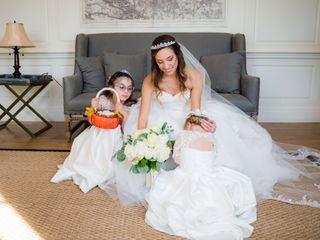 Jason and Mandolynn's Wedding in Elverson, Pennsylvania 3
