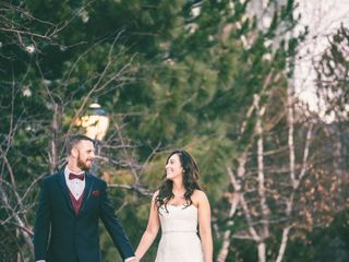 The wedding of Crystal and Jason 1