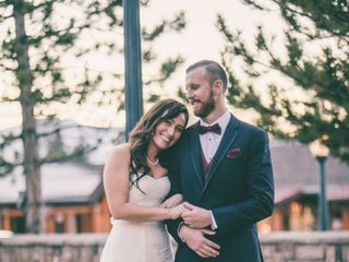 The wedding of Crystal and Jason 3