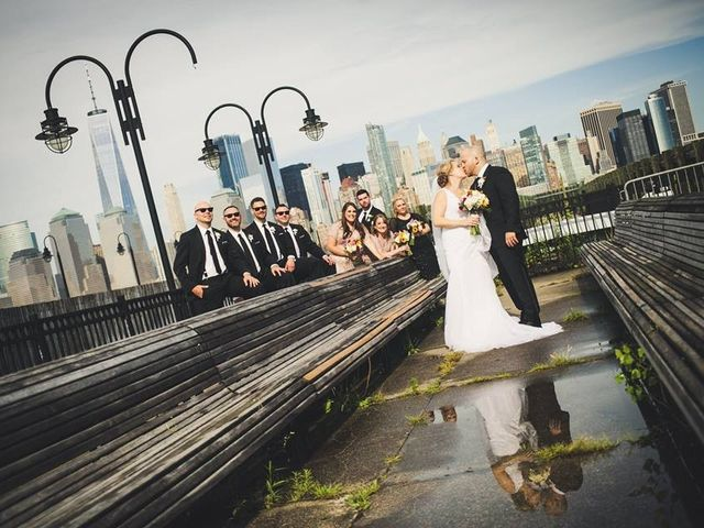 Eric and Faith's Wedding in Jersey City, New Jersey 1