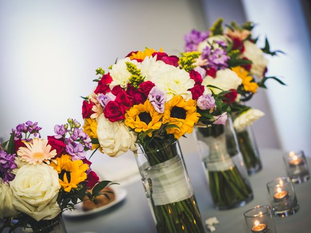 Eric and Faith's Wedding in Jersey City, New Jersey 22