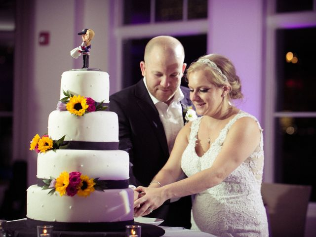 Eric and Faith's Wedding in Jersey City, New Jersey 23