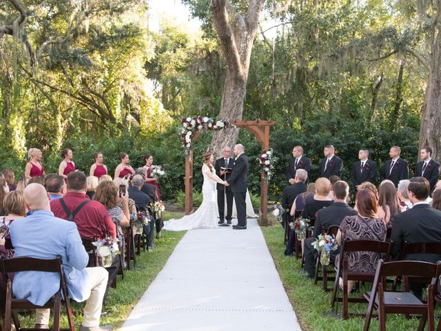 Chris and Jackie's Wedding in Parrish, Florida 1
