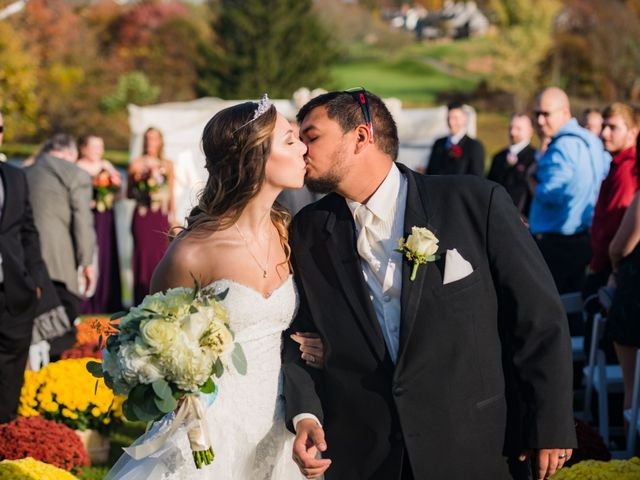 Jason and Mandolynn's Wedding in Elverson, Pennsylvania 1