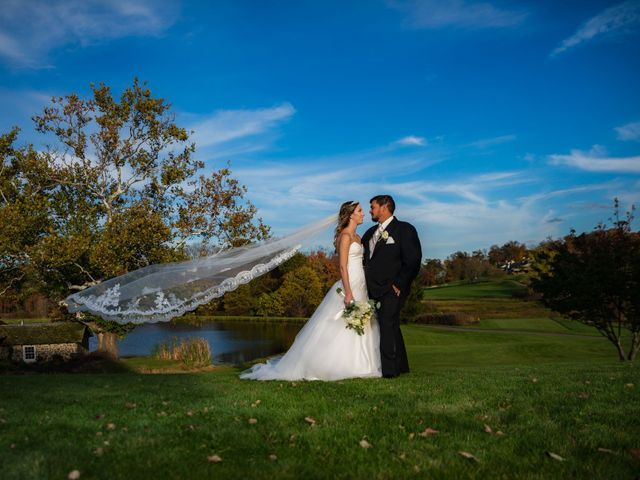 The wedding of Mandolynn and Jason