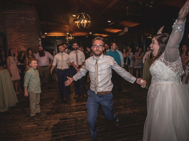 Lucas and Emily's Wedding in Columbia, South Carolina 10
