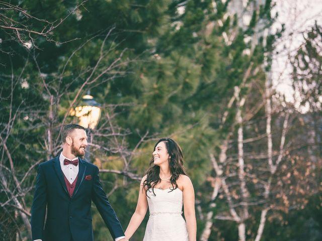 Jason and Crystal's Wedding in South Lake Tahoe, California 3