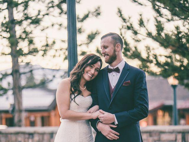 Jason and Crystal's Wedding in South Lake Tahoe, California 5