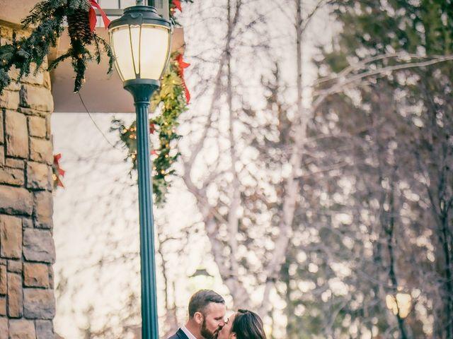 Jason and Crystal's Wedding in South Lake Tahoe, California 6