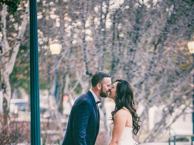 Jason and Crystal's Wedding in South Lake Tahoe, California 8