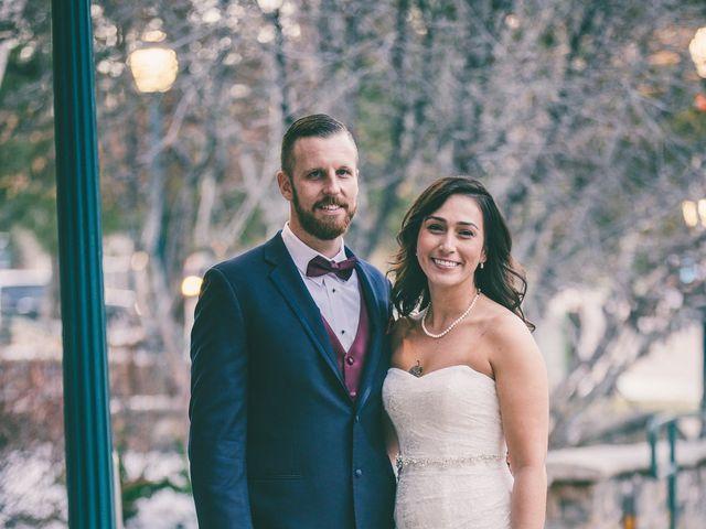 Jason and Crystal's Wedding in South Lake Tahoe, California 9