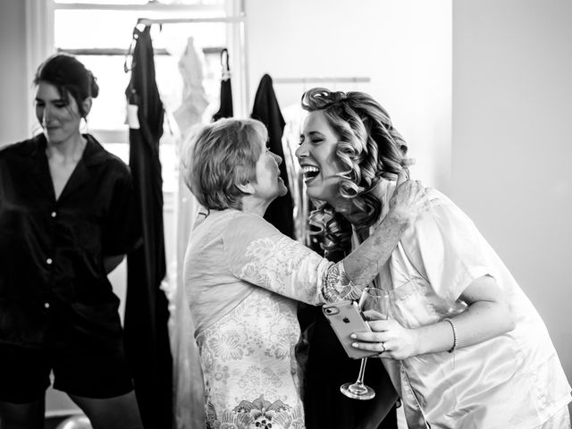 Drew and Michelle's Wedding in Chicago, Illinois 9