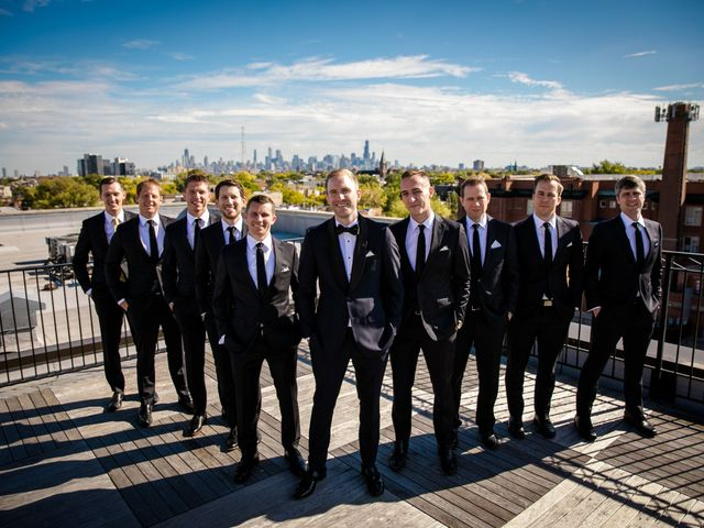 Drew and Michelle's Wedding in Chicago, Illinois 16
