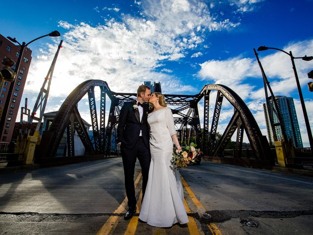 Drew and Michelle's Wedding in Chicago, Illinois 17