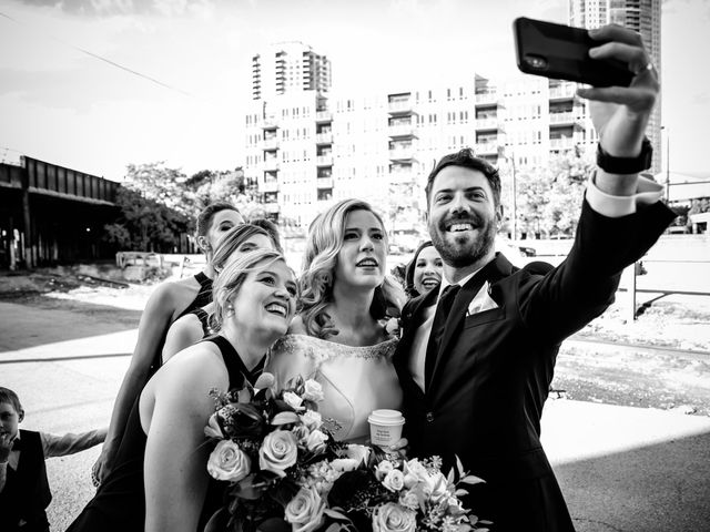 Drew and Michelle's Wedding in Chicago, Illinois 20