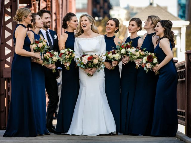 Drew and Michelle's Wedding in Chicago, Illinois 21