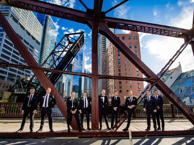 Drew and Michelle's Wedding in Chicago, Illinois 22