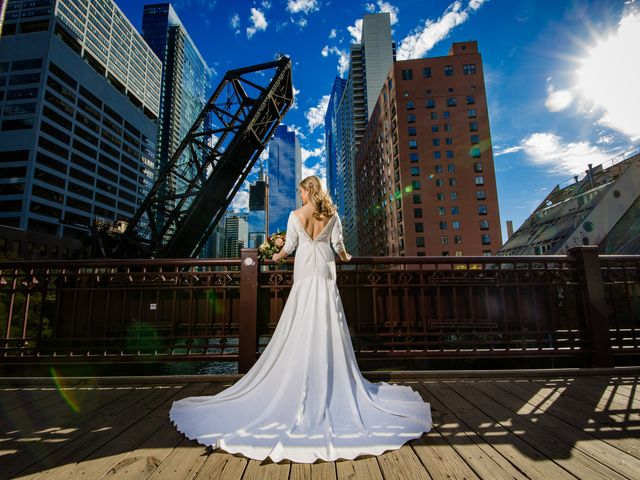 Drew and Michelle's Wedding in Chicago, Illinois 23
