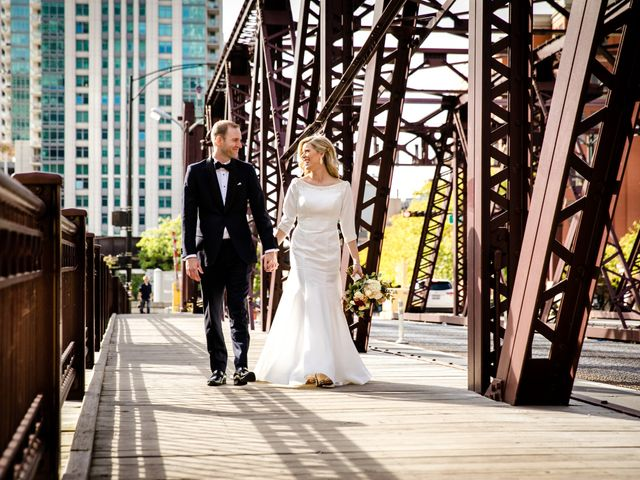 Drew and Michelle's Wedding in Chicago, Illinois 24