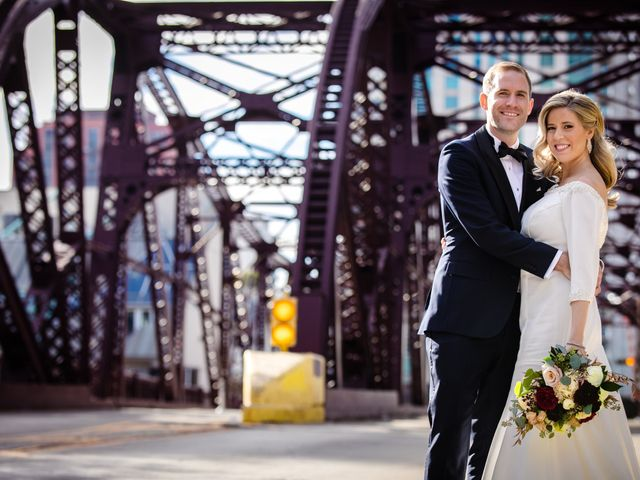 Drew and Michelle's Wedding in Chicago, Illinois 25