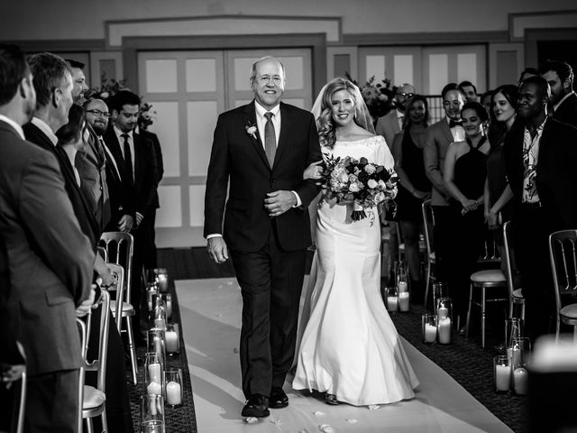 Drew and Michelle's Wedding in Chicago, Illinois 30