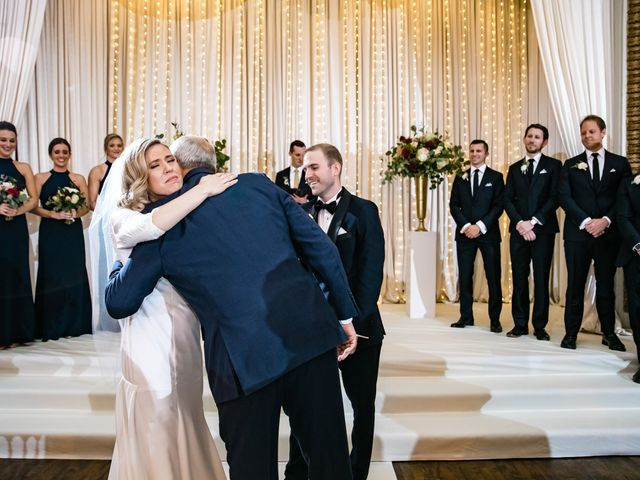 Drew and Michelle's Wedding in Chicago, Illinois 32